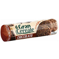 Mulino Bianco GranCereale Chocolate Cookies 8.1 oz. (230g)