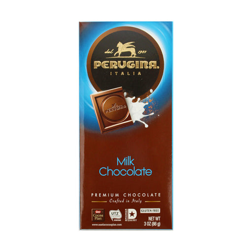 Perugina Milk Chocolate Bar 3 oz