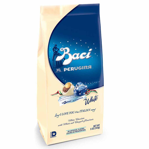 Baci Perugina White Chocolate with Hazelnuts (10 pcs)