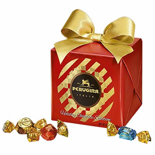 Perugina Holiday Assorted Praline Gift Box 6.3 oz. (180g)