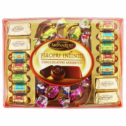 Dolciaria Monardo Assorted Pralines in Gift Box, 7 oz (200 g)
