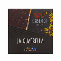 Giraudi Ultra Premium Pistachio Dark Chocolate 5 oz. (150g)