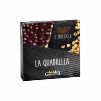 Giraudi Ultra Premium Hazelnuts Dark Chocolate 5 oz. (150g)