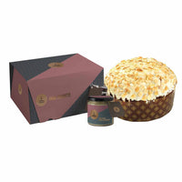 Fiasconaro Panettone Oro Bianco with Almond Spread 35.2 oz. (1kg)