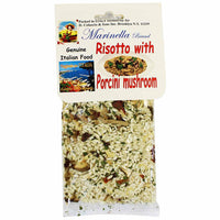 Marinella Porcini Risotto Mix from Italy 7 oz. (200g)