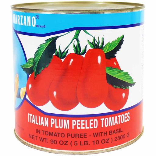 La Bella San Marzano Whole Peeled Tomatoes 5.1 lb, 81 oz (2.3kg)