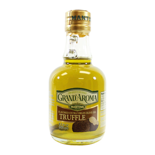 Mantova Grand'Aroma Truffle Extra Virgin Olive Oil 8.5 fl oz. (250ml)
