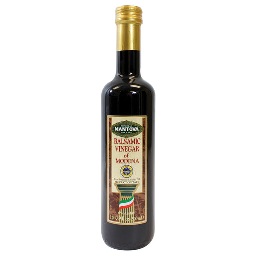 Mantova Balsamic Vinegar of Modena 17 fl oz. (500ml)
