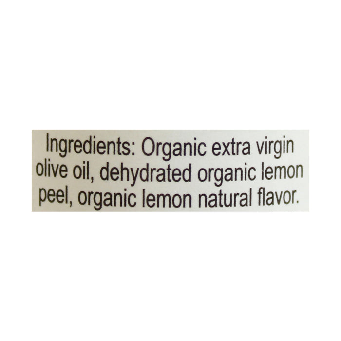 Mantova Organic Lemon Extra Virgin Olive Oil 8.5 fl oz. (250ml)