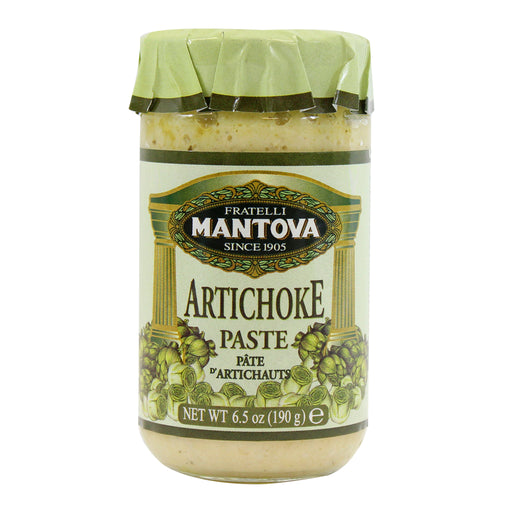 Mantova Artichoke Paste 6.5 oz (190g)