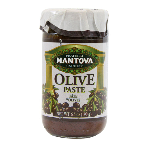 Mantova Olive Paste 6.5 oz (190g)
