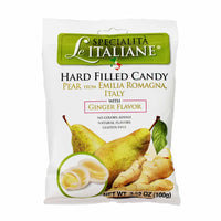 Emilia Romagna Pear and Ginger Filled Hard Candy 3.5 oz.