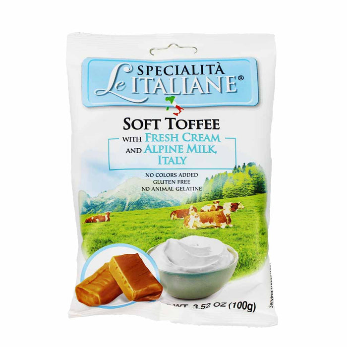 Italian Soft Toffee 3.5 oz.