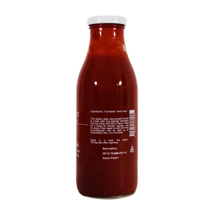 Passata Homemade Tomato Puree, iContadini, 17.6 oz