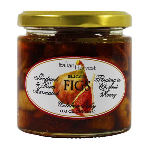 Officine Cedri - Rum Marinated Figs in Chestnut Honey, 8.8 oz.