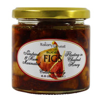 Rum Marinated Figs in Chestnut Honey by Officine Cedri, 8.8 oz.