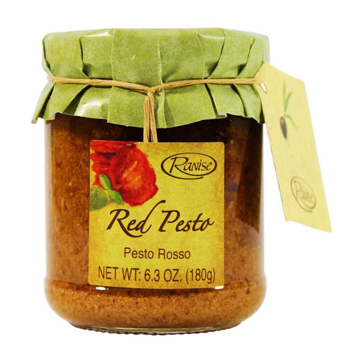 Ranise - Italian Sundried Tomato Red Pesto, 6.3 oz.