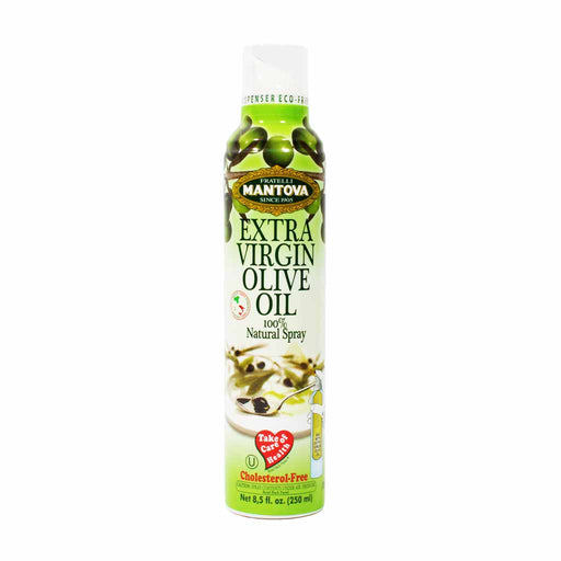 Mantova Pure Italian Extra Virgin Olive Oil Spray 8.5 oz.