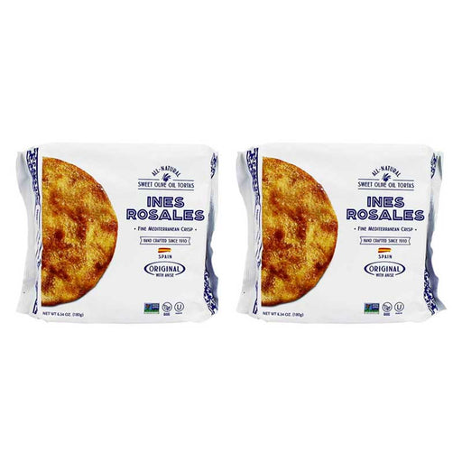 FREE Shipping 2-Pack Ines Rosales Sweet Tortas 2 Packs