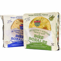 FREE Shipping Ines Rosales Sweet Tortas & Savory Rosemary Tortas de Aceite 2 Packs