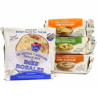 FREE Shipping Ines Rosales Tortas de Aceite 4 Packs