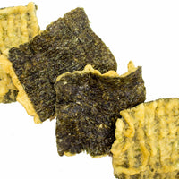 Daiko Noriten Wasabi Crackers with Seaweed, 2.7 oz (76 g)