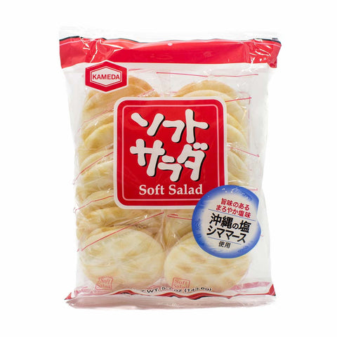 Kameda Original Rice Crackers 5.1 oz. (143g)
