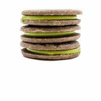 Meiji Matcha Green Tea Biscuits, 3.4 oz (96 g)