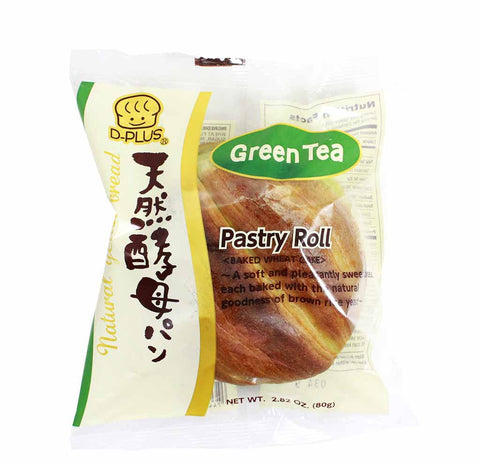 Japanese Green Tea Bread by D-Plus 2.8 oz