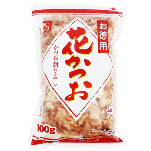 Kaneso Authentic Japanese Bonito Flakes Hanakatsuo 3.5 oz. (100g)