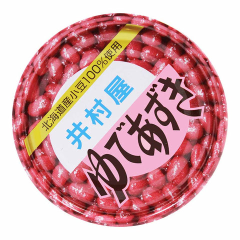 Imuraya Japanese Sweet Red Bean Yude Azuki 7.4 oz. (209g)