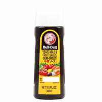 Bull-Dog Semi-Sweet Tonkatsu Sauce, 10.1 fl oz (300 ml)