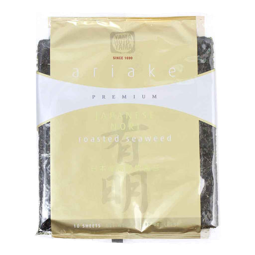 [Deactivated by RC] Yamamotoyama Nori Roasted Seaweed, Ariake Finest Grade 0.88 oz (24 g)