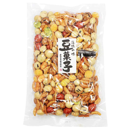 Imoto Traditional Japanese Mixed Bean Crackers Adenishiki 8.8 oz. (249g)
