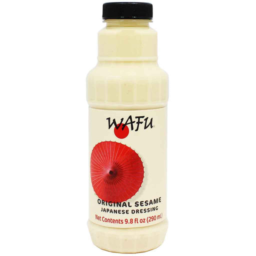 Wafu Original Sesame Japanese Dressing 9.8 fl. oz. (290 mL)