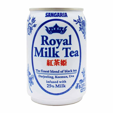 Sangaria Royal Milk Tea 9.2 oz fl oz. (272 ml)
