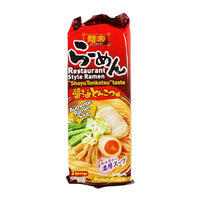 Menraku Authentic Japanese Shoyu Tonkotsu Ramen, 6.7 oz (191 g)