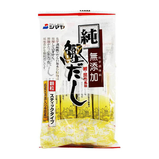 Shimaya - Bonito Dashi Fish Soup Stock 1.6 oz (48 g)