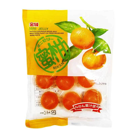 Kinjo - Orange Jelly Candy 6.7 oz (192 g)