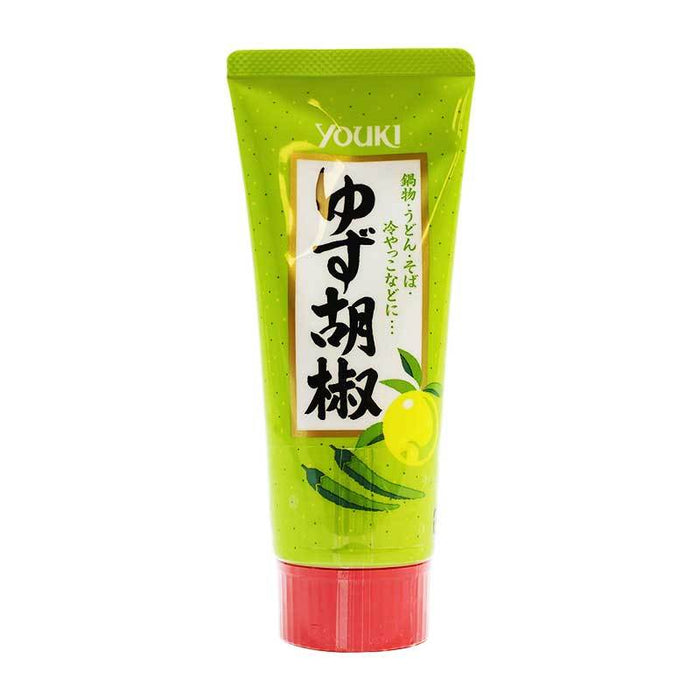 Youki - Yuzu Pepper Paste, Tube 3.5 oz (100 g)