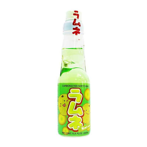Ramune - Kiwi Soda 6.6 oz (200 ml)