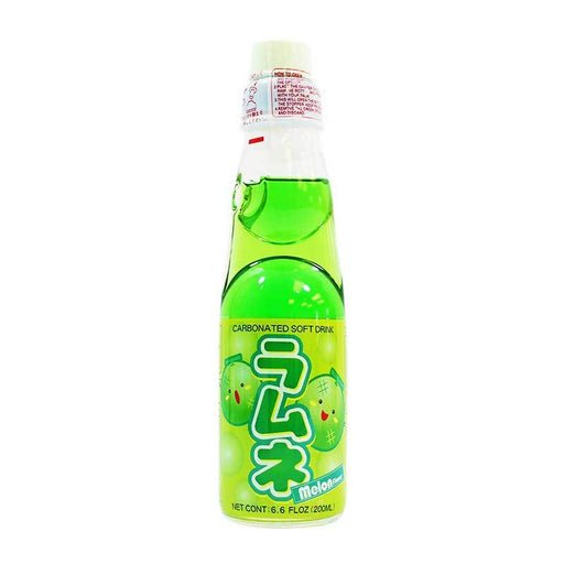 Ramune - Melon Soda 6.6 oz (200 ml)