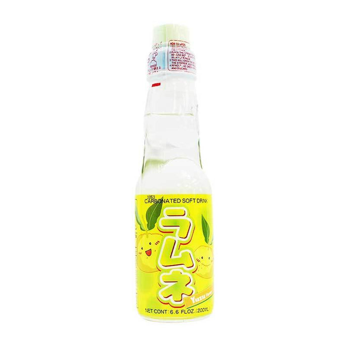 Ramune - Yuzu Soda 6.6 oz (200 ml)