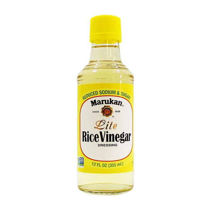 Marukan Rice Vinegar Lite, 12 fl oz (355 ml)
