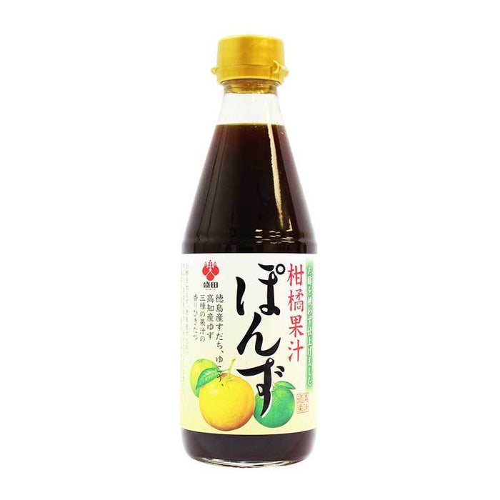 Japanese Ponzu Sauce Citrus Vinegar by Morita, 12 fl oz (360 ml)