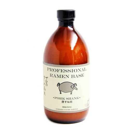 Pork Shank Japanese Ramen Base from Tsuki, 16.9 fl. Oz. (500ml)