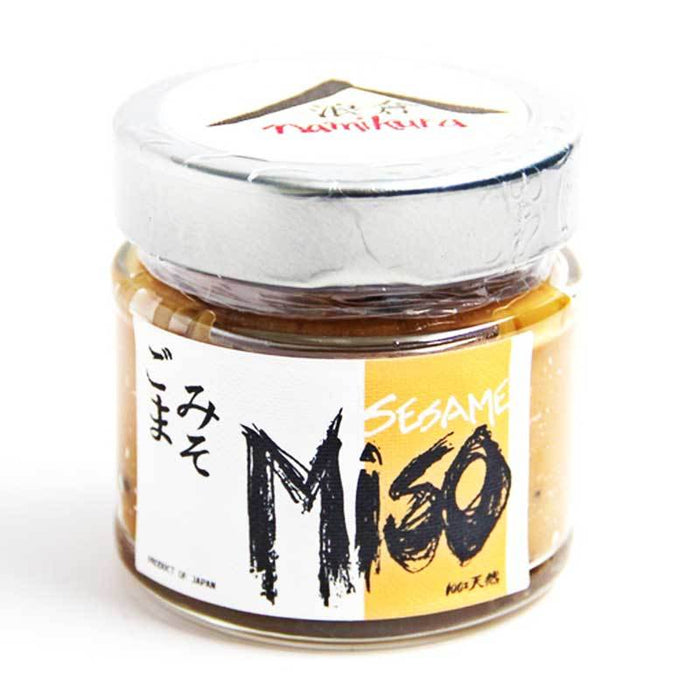 Sesame Miso Paste from Japan by Namikura, 5.65 oz (160 g)