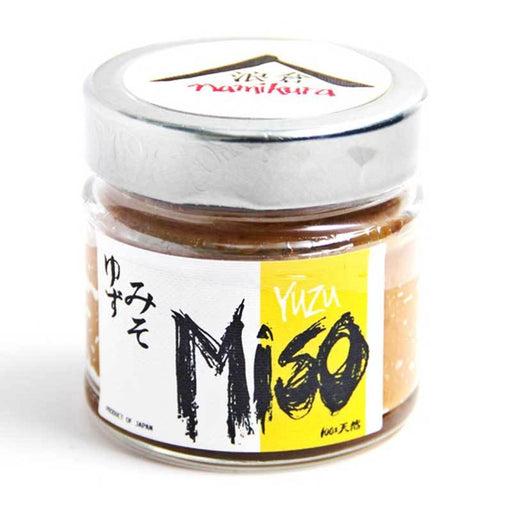 Yuzu Miso Soybean Paste, Namikura Miso Co. 5.65 oz (160 g)