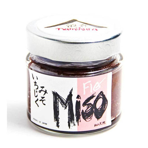 Fig Miso Soybean Paste, Namikura Miso Co. 5.65 oz (160 g)