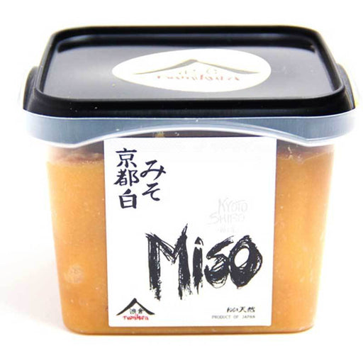 Kyoto Shiro White Miso, Aged, from Namikura Miso Co., 17.6 oz (500g)